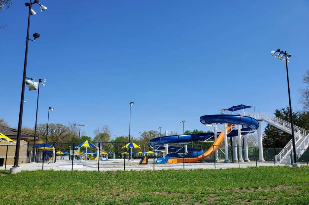 Wamego City Park/Aquatic Center