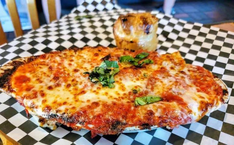 Pasta at AJ's NY Pizzeria in Manhattan, KS