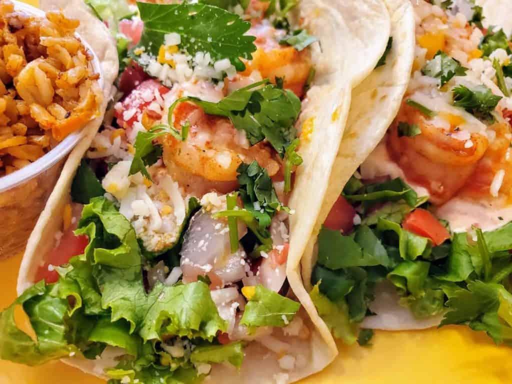 Toto's Tacos Shrimp Taco