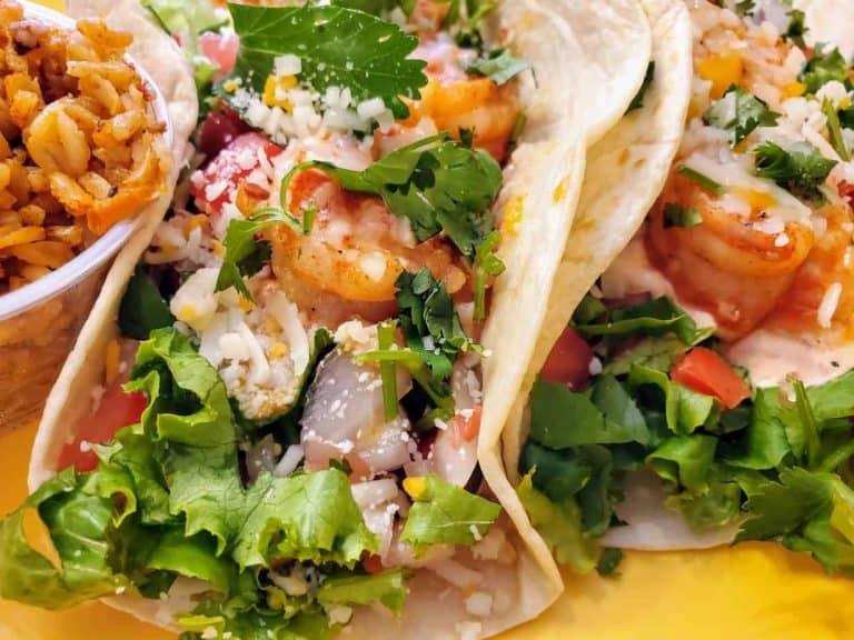 Toto's Tacos Shrimp Tacos