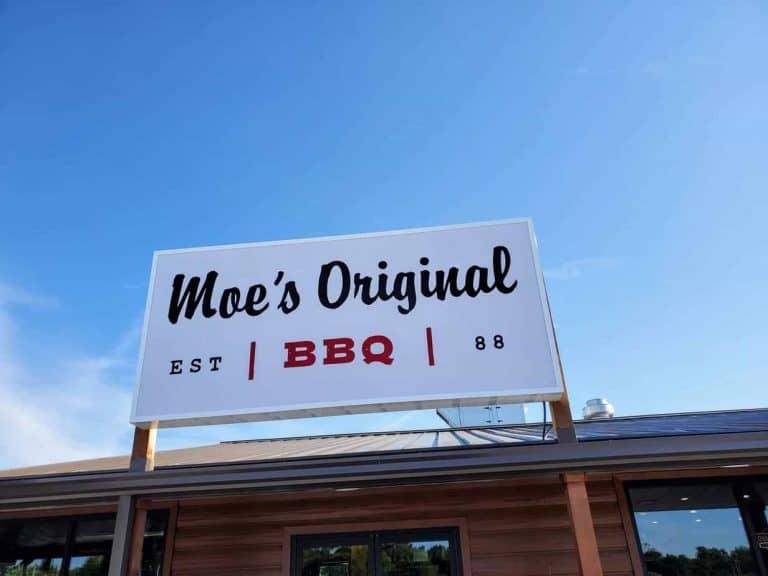 BBQ in Saint George, Kansas