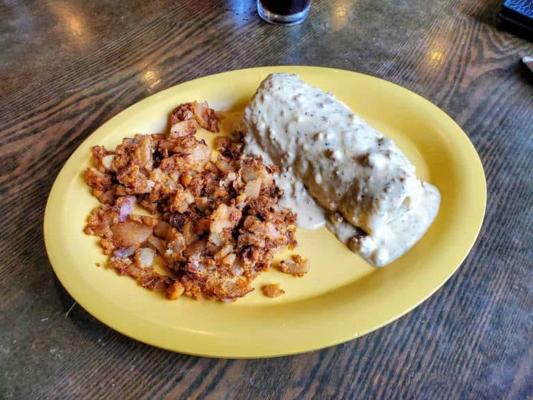 Breakfast Burrito from The Chef Cafe