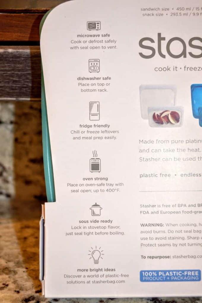 Stasher Storage Bags