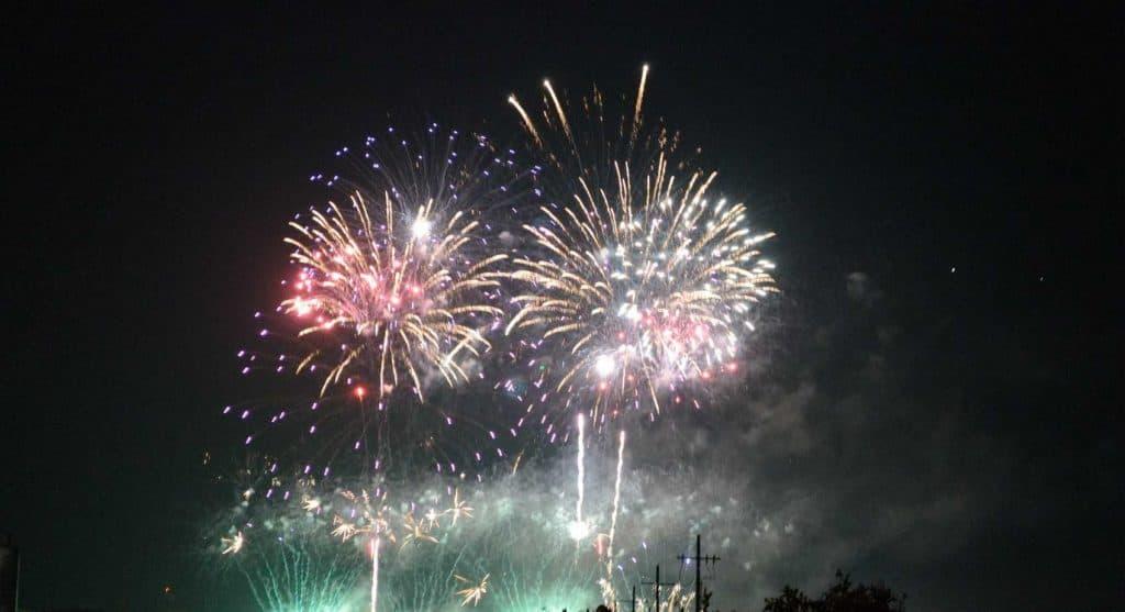 Wamego Fireworks Show